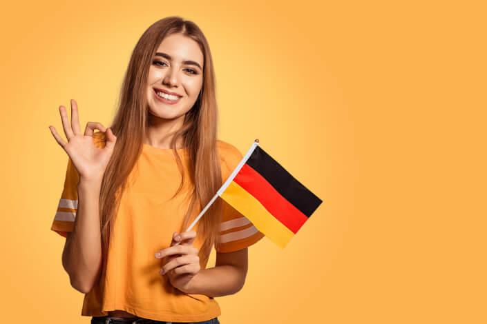 男性 ドイツ 人